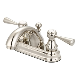 "4"" CENTER SET FAUCET"